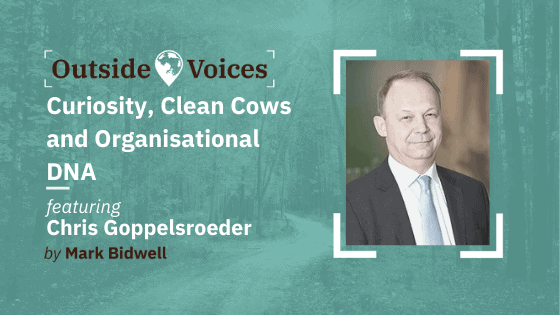 Chris Goppelsroeder - OutsideVoices Podcast