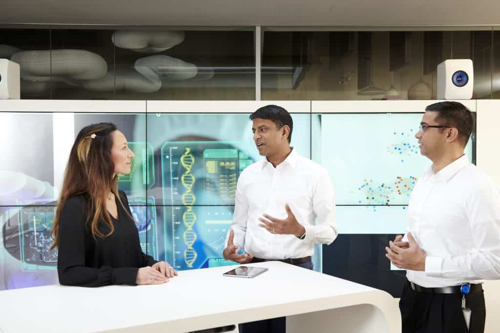 Transforming Standards of Patient Care and Unbossing the Organisation with Novartis CEO Vas Narasimhan 1