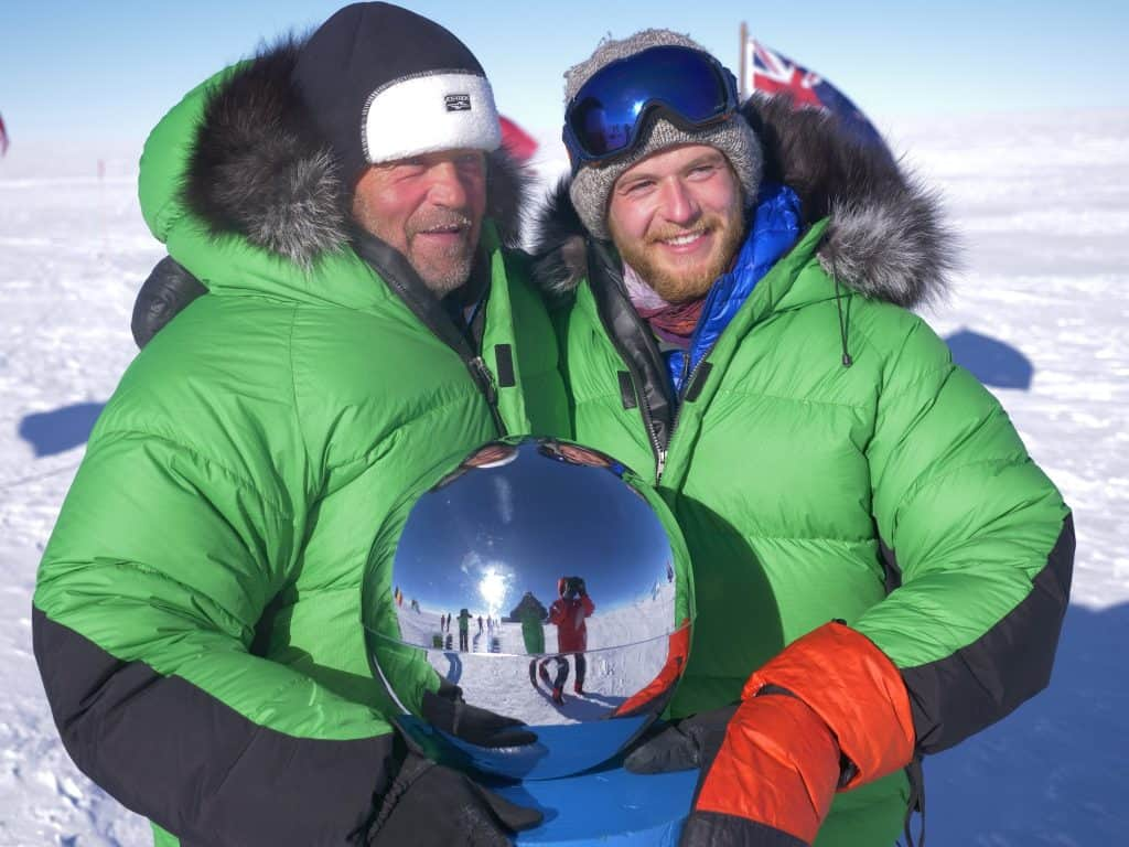 Leadership Lessons From 40 Years of Polar Exploration 2