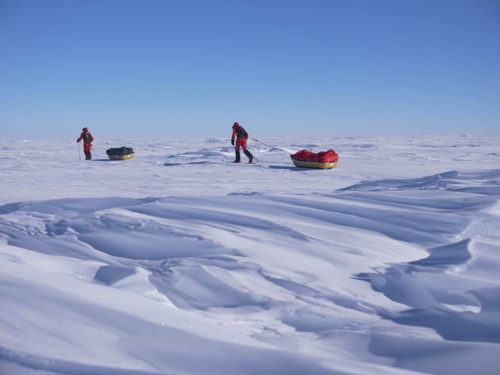 Leadership Lessons From 40 Years of Polar Exploration 1